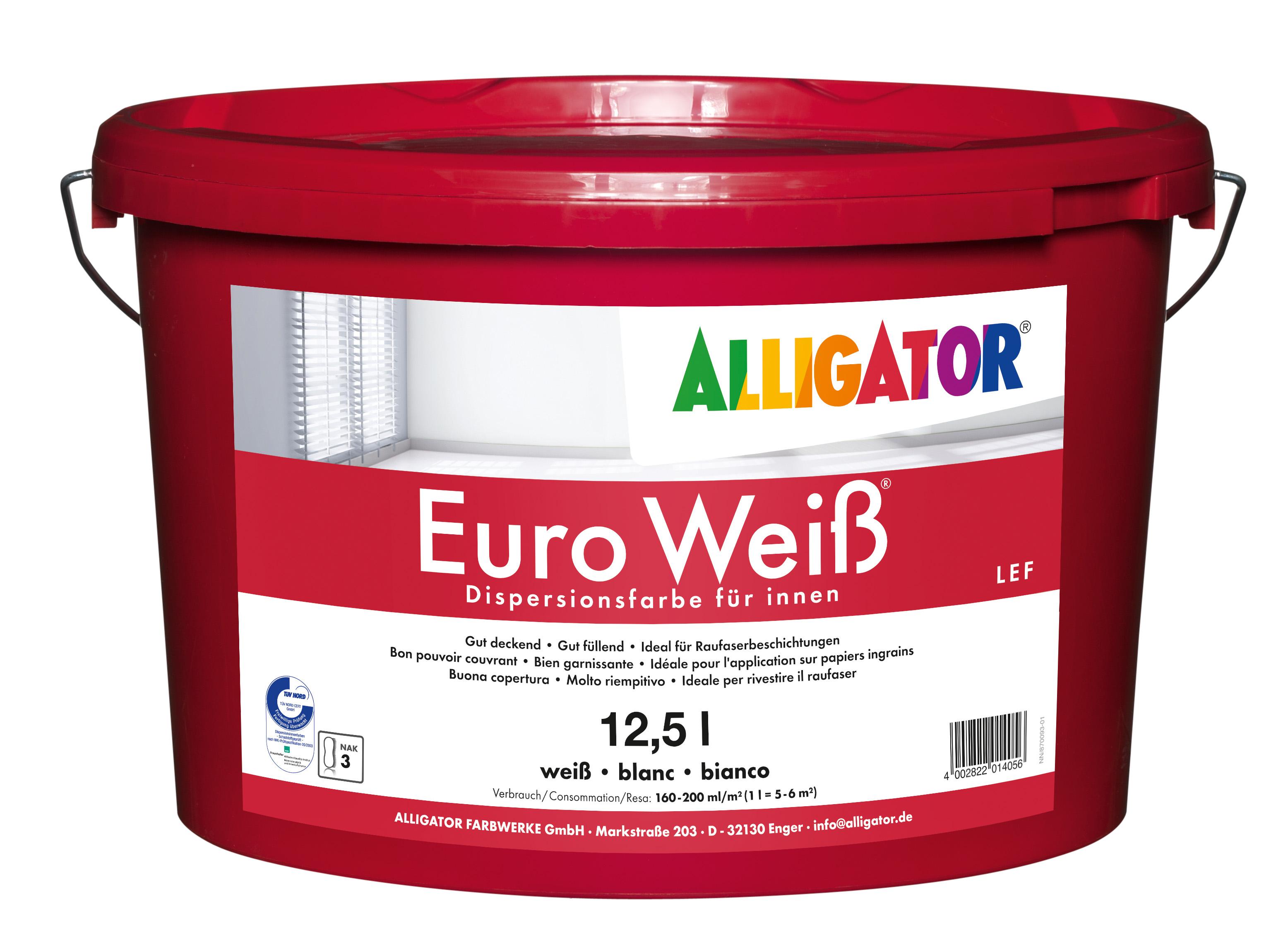Euro wei lef pittura traspirante e lavabile per interni - Migliore pittura lavabile per interni ...